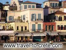 AMPHORA HOTEL  HOTELS IN  20, 2nd Passage of  Theotokopoulou str.  - Old Venetian port