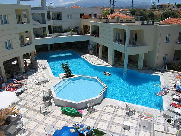 ANAIS HOTELS IN  Chrissi  Akti - Hania