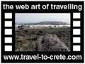 Travel to Crete Video Gallery  - ELAFONISSI - The naturilistc face of Western Crete. Driving down the mountain, a trip to Elafonissi!  -  A video with duration 1:20min and a size of 1.111KB