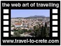 Travel to Crete Video Gallery  - RETHYMNON FORTEZZA - A tour to Fortezza (Rethymnon castle), the old Rethymnon Venetian town (the Mastabas area), the port and Rethymnon beach.  -  A video with duration 1:20 min and a size of 964 KB